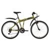 Велосипед 26' складной FOXX ZING H 1, зеленый, 18 ск., 18' 26 SHV. ZINGH1.18 GN 8