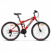 Велосипед 26' двухподвес ДЕСНА-2620 V Красный/чёрный 2019, 16,5' V030 (LU093378)