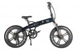 Электровелосипед 2-х колесный (велогибрид) Eltreco INSIDER matt black-1952