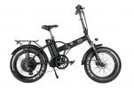 Электровелосипед 2-х колесный (велогибрид) Eltreco MULTIWATT matt black-1955