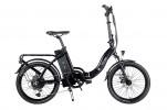 Электровелосипед 2-х колесный (велогибрид) Eltreco Wave 350W matt black-1938