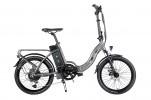 Электровелосипед 2-х колесный (велогибрид) Eltreco Wave 350W dark grey-1939