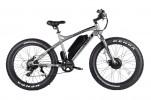 Электровелосипед 2-х колесный (велогибрид) VOLTECO BIGCAT DUAL NEW dark grey-1946
