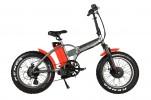 Электровелосипед 2-х колесный (велогибрид) WELLNESS BAD DUAL NEW dark grey-1949