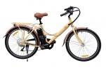 Электровелосипед 2-х колесный (велогибрид) HOVERBOT CB-6 Urban 350W/36V Бежевый