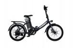 Электровелосипед 2-х колесный (велогибрид) HOVERBOT CB-7 Optimus 350W/36V Темно-синий