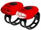 Комплект освещения KELLYS EGGY красный 92398