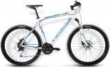 Велосипед 27,5' хардтейл, рама алюминий KROSS HEXAGON R5 синий/белый, 24 ск. (17-З)