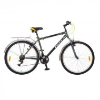 Велосипед 26' хардтейл FOXX TARGET V-brake, серый, 18ск., 18' 26 SHV.TARGET.18 GR5.FP