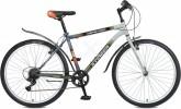 Велосипед 26' хардтейл STINGER DEFENDER серый, 18 ск. 26 SHV.DEFEND.16(18) GR 6 (19-З)