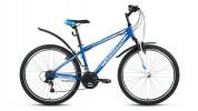Велосипед FORWARD 26' хардтейл, SPORTING 1.0 синий, 18ск., 15'  RBKW7MN6P008 (19-З)