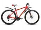 Велосипед FORWARD 29' хардтейл, SPORTING 2.0 disc диск, красный, 21ск., 17' RBKW7MN9Q005