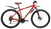 Велосипед FORWARD 29' хардтейл, SPORTING 2.0 disc диск, красный, 21 ск., 19' RBKW7MN9Q007