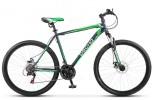 Велосипед 27,5' хардтейл ДЕСНА Десна-2710 MD диск, антрацитовый, 21 ск., 21'