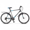 Велосипед 26' хардтейл STELS NAVIGATOR-500 MD диск, черный/синий, 21ск.