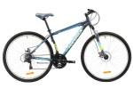 Велосипед MAVERICK 29' хардтейл, рама алюминий, Aeron 2.0 диск, темно-серый, 21ск.