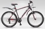 Велосипед 26' хардтейл, рама алюминий STELS NAVIGATOR-830 V серый/черн./красн., 21 ск., 21,5'