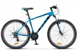 Велосипед 27,5' хардтейл STELS NAVIGATOR-500 V голубой, 21 ск., 19'