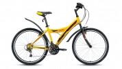 Велосипед 26' хардтейл FORWARD DAKOTA 20 1.0 желтый, 18 ск., 16,5' RBKW8MN6P006