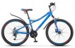 Велосипед 26' хардтейл STELS NAVIGATOR-510 MD диск, синий/красный, 18ск., 16'