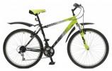 Велосипед 26' хардтейл STINGER CAIMAN D диск, зеленый, 16' 26 SHD.CAIMD.16 GN7 (19-З)
