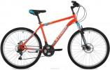 Велосипед 26' хардтейл STINGER CAIMAN D диск, оранжевый, 18' 26 SHD.CAIMD.18 OR7 (20)