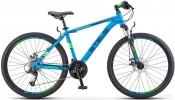 Велосипед 26' хардтейл, рама алюминий STELS NAVIGATOR-560 MD диск, синий 21ск., 15,5'