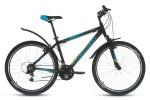 Велосипед 26' хардтейл, рама алюминий FORWARD HARDI 1.0 мат. черный, 18ск., 17' RBKW8M66P003