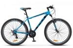 Велосипед 27,5' хардтейл STELS NAVIGATOR-500 V голубой, 21 ск., 17,5'