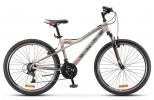 Велосипед 26' хардтейл STELS NAVIGATOR-510 V серый/красный, 18ск., 14'