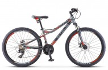 Велосипед 26' хардтейл STELS NAVIGATOR-510 V серый/красный, 18ск., 16'