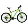 Велосипед 26' хардтейл, рама алюминий TECH TEAM SPRINT диск, синий/зеленый