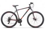 Велосипед 29' хардтейл STELS NAVIGATOR-900 V черный/красный 2019, 21ск., 19' V010