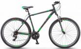 Велосипед 29' хардтейл STELS NAVIGATOR-900 V черный/зеленый, 21ск., 19' V010