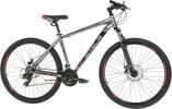 Велосипед 26' хардтейл STELS NAVIGATOR-500 MD диск, черный/красный 2019, 21ск., 16' LU080637