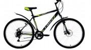 Велосипед 29' хардтейл, рама алюминий FOXX AZTEC D диск, черный, 18' 29SHD.AZTECD.18BK9 (20)