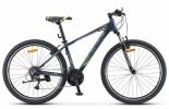 Велосипед 27,5' хардтейл, рама алюминий STELS NAVIGATOR-710 V, темно-синий, 27 ск., 15,5'