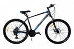 Велосипед 29' хардтейл STELS NAVIGATOR-900 V серый/синий 2019, 21ск., 17,5' V010
