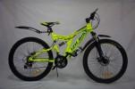 Велосипед 26' хардтейл Иж-Байк Matrix 26 диск, 18ск.