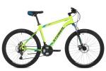 Велосипед 26' хардтейл, рама алюминий STINGER ELEMENT D диск, зел.,21ск, 20' 26 AHD.ELEMD.20 GN 9 (