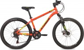 Велосипед 27,5' хардтейл, рама алюминий STINGER ELEMENT Evo оранж., 16' 27 AHD.ELEMEVO.16 OR0