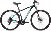 Велосипед 27' хардтейл, рама алюминий STINGER ELEMENT Pro зеленый, 18' 27 AHD.ELEMPRO.18 GN 0