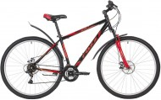 Велосипед 29' хардтейл FOXX AZTEC D диск, красный, 18' 29SHD.AZTECD.18RD9