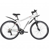 Велосипед 29' хардтейл, рама алюминий STINGER ELEMENT STD белый, 21 ск., 22' 29AHV.ELEMSTD.22WH0