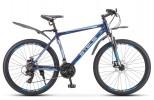 Велосипед 26' хардтейл STELS NAVIGATOR-620 MD диск, темно-синий, 21ск., 14'
