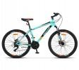 Велосипед 26' хардтейл ДЕСНА-2610 D изумрудный/чёрный 2019, 21 ск., 16' V010 (LU093366)