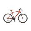 Велосипед 26' хардтейл ДЕСНА-2610 V красный/чёрный, 21 ск., 16' V010 (LU088193)