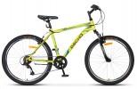 Велосипед 26' хардтейл ДЕСНА-2612 V Жёлтый, 7 ск., 18' (LU077493)