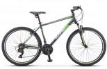 Велосипед 26' хардтейл, рама алюминий STELS Navigator-590 V сер./зел. 2020, 21 ск. 20' K010 LU084981