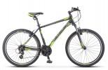 Велосипед 26' хардтейл, рама алюминий STELS NAVIGATOR-630 V черный/желтый 2019, 21 ск., 18' K010